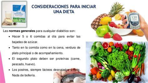 buena alimentacion en la diabetes