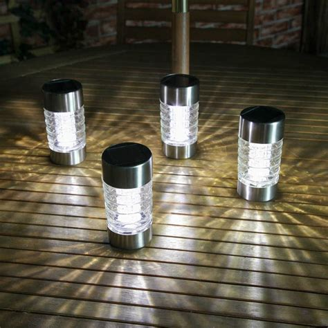 solar light manufacturer stainless steel solar stake lights colour changing best