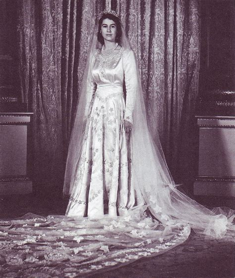 Elizabeths Wedding Dress Our One 4 by Days Of Majesty Who Is The Most Beautiful Royal