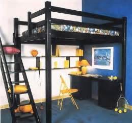 Charming Lit Mezzanine Ikea 2 Places #9: Programme-brick-escaliers ...