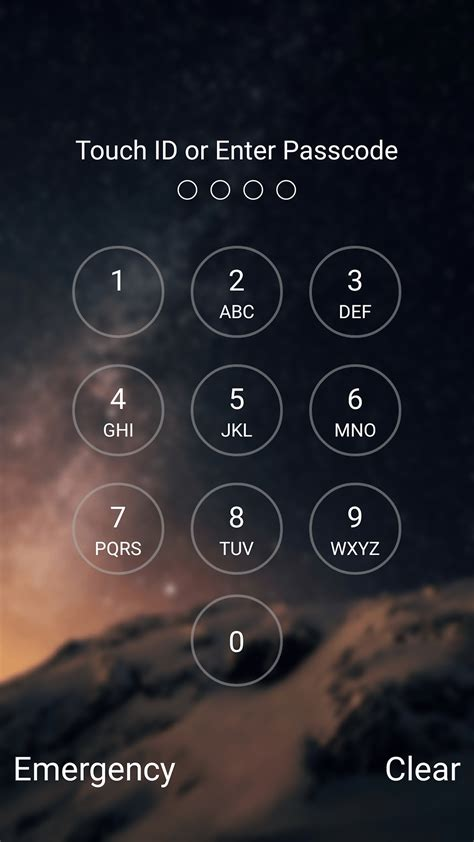 Iphone Lock Screen Lock Screen Os 9 Iphone 6s Androidpit Forum