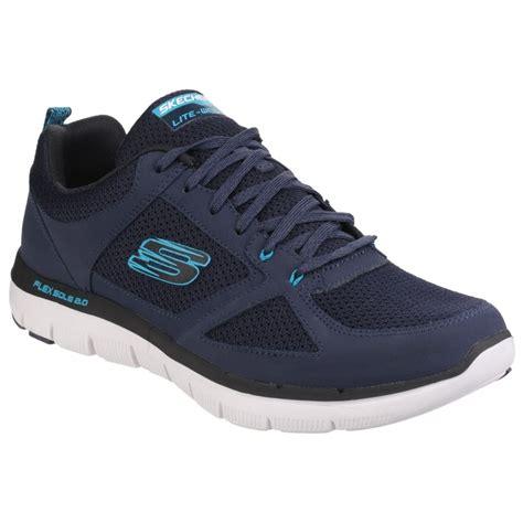 Jual Skechers Flex Advantage 2 0 skechers flex advantage 2 0 s navy blue sports free returns at shoes co uk