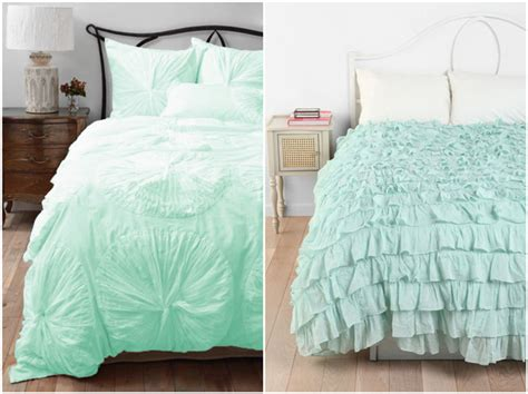 mint green coverlet mint green bedding http www bebarang cool and calm mint