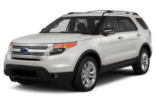 Ford 2015 Suv 2015 Ford Explorer Price Photos Reviews Features