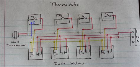 2 wire thermostat wiring diagram wiring diagram