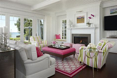 pink and green living room pink and green living room cottage living room