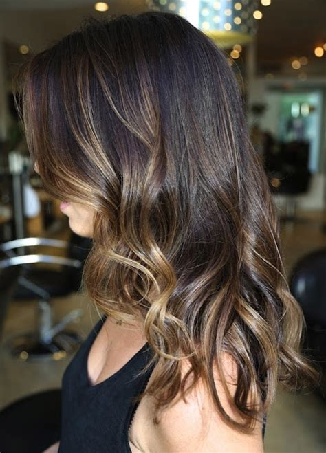pictures of highlights only front and hair ends caramel highlights ombre ends i really like the shape