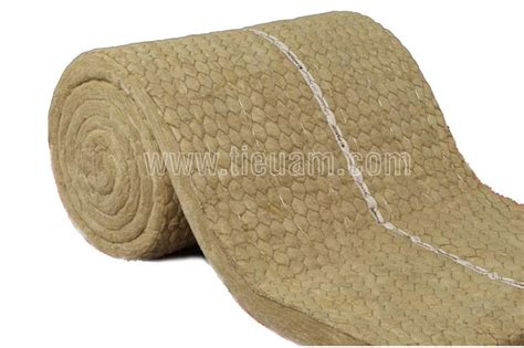 Rockwool Roll rockwool roll wool roll rockwool blanket with wire