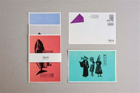 Design Inspiration Postcard | 22 best and creative postcard designs for branding and