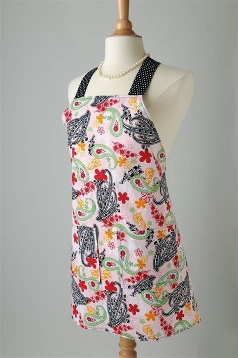 Handmade Apron - handmade apron craft ideas