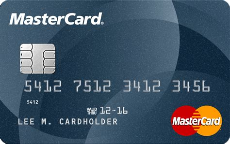 Forum Credit Union Secured Credit Card Image Gallery Mastercard Chip