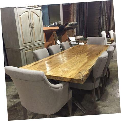 chairs for live edge table live edge furniture horizon home furniture warehouse