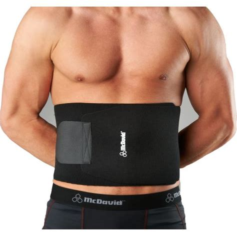 mcdavid waist trimmer back support sports supports mobility healthcare products