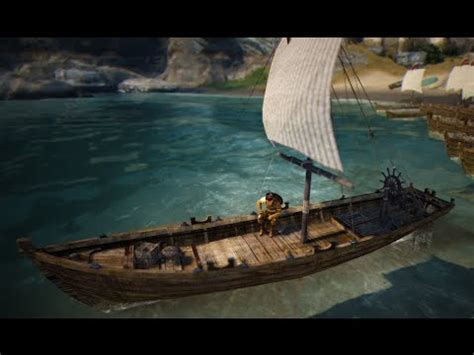 fishing boat costume black desert online how easy make fishing boat and sell