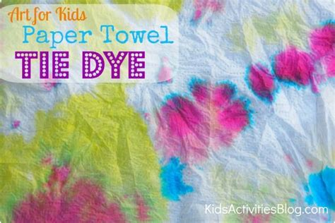 Tie Dye Paper Craft - 25 best images about tie dye on