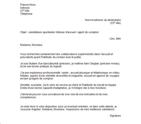 Exemple De Lettre De Motivation ã Tã Exemples De Lettre De Motivation Employment Application
