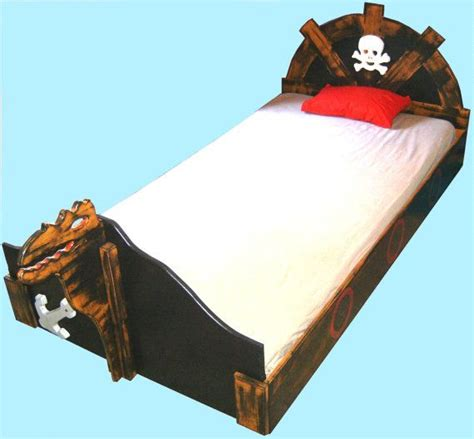 Pirate Ship Toddler Bed by Toddler Bed Pirate Ship Theme