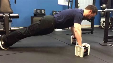 push up vs bench press push ups with dumbbells or handles youtube
