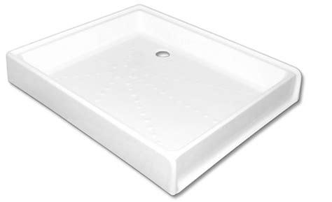 piatto doccia in plastica piatto doccia a cassetta in plastica dp25 sanitari in