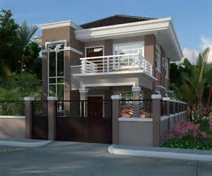 Home Design Pics by Modern House With Balcony Home Design
