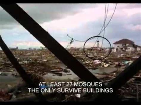 The Miracle Tsunami Tsunami Indonesia The Allahs Miracles