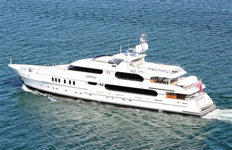 tiger woods boat tiger woods yacht privacy for sale extravaganzi