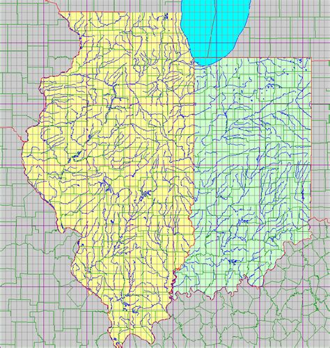 kentucky lata map illinois indiana map