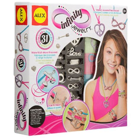 jewelry kit for 10 year best gifts and toys for 10 year olds 2017 buzz
