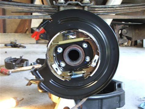 remove the seat and spring northwest edge how to explorer rear disc brake conversion ranger