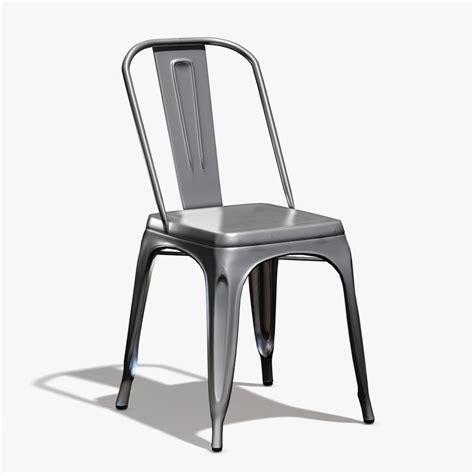 stuhl 3d 3d model tolix marais chair