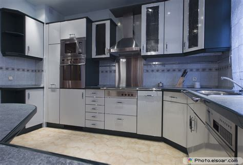 Empty Kitchen by The 15 Most Modern Kitchen Interior Designs Elsoar
