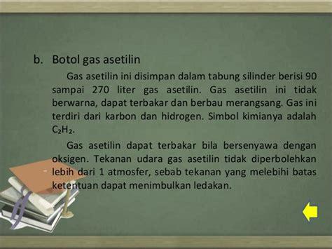 Botol Oksigen Las las asetilin
