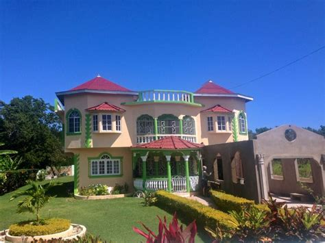 houses in jamaica caribbean life aboard the traveling circus