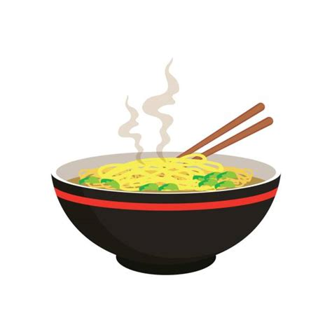 Noodle clipart hot noodle - Pencil and in color noodle ... Free Clip Art Meatball