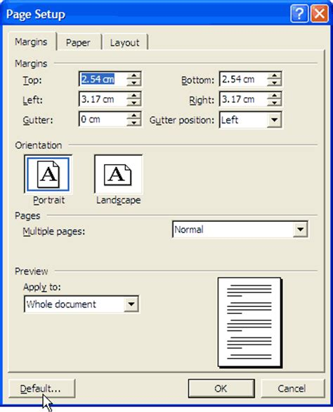 normal word template microsoft word normal template