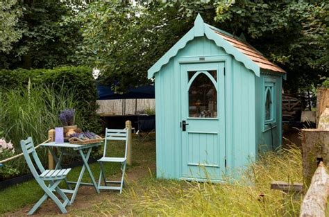 Painted Garden Sheds by 60 Garden Room Ideas Diy Kits For She Cave Sheds