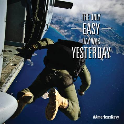 tattoo the only easy day was yesterday the only easy day was yesterday us navy pinterest