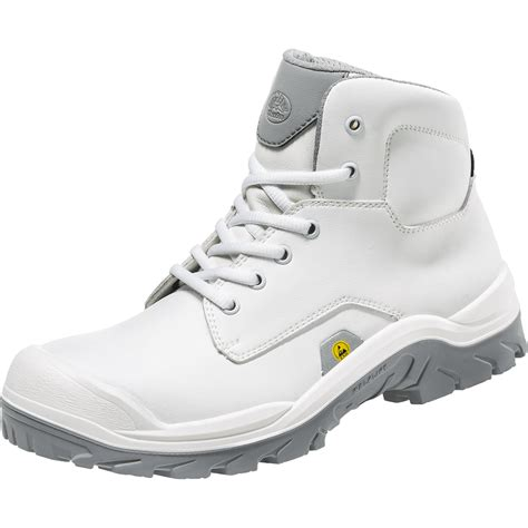 white safety shoe act157 src esd s3