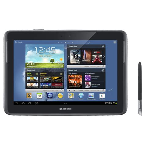 best buy android tablet samsung galaxy note 10 1 quot 32gb android 4 0 tablet with exynos 4412 processor grey best buy