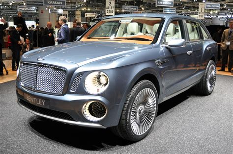 The Bentley Truck Bentley Exp 9 F Concept Geneva 2012 Photo Gallery Autoblog