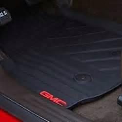 gm 22968489 black front premium all weather floor mats