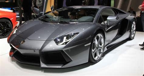 Lamborghini Aventador Information Lamborghini Aventador Facts Spot
