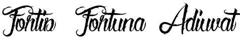 quot fortis fortuna adiuvat quot tattoo script free scetch