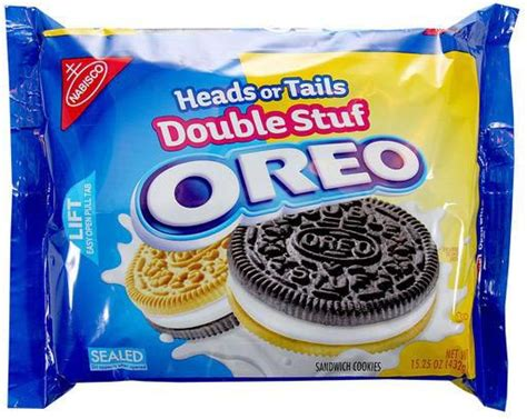 Oreo Heads Or Tails Stuff nabisco stuf oreo heads or tails 15 25oz price from