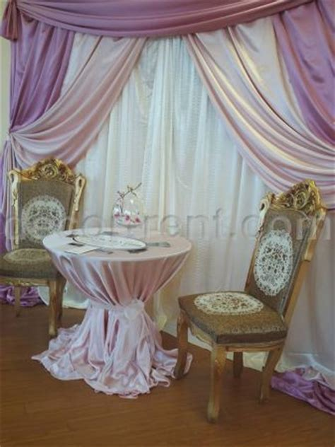 Wedding Backdrop Linen by Chair Cover Linen Rentals Toronto Wedding Backdrops