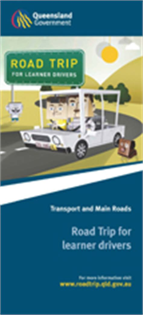 Car Licence Types Qld by Getting A Learner Licence Transport And Motoring