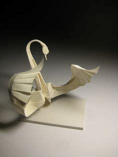 Origami Swan Pdf - paper on wings on origami origami boxes and paper