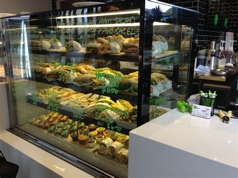 Cabinet Food Ideas For Cafe by Wrapped Cafe Brisbane By Bryer