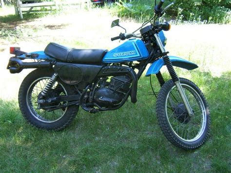 Ts 250 Suzuki For Sale Buy 1981 Suzuki Ts 250 On 2040 Motos