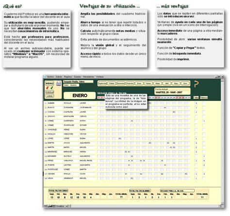 cuaderno de notas del profesor profe tic cuaderno de notas del profesor profe tic escuela tic 2 0